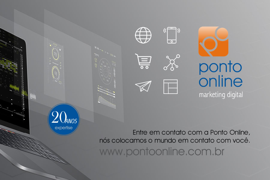 Agência digital de criação de sites e marketing digital
