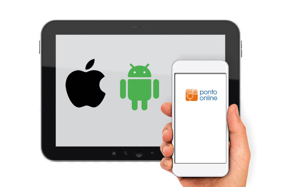 Aplicativos para smartphones Apple e Android Google